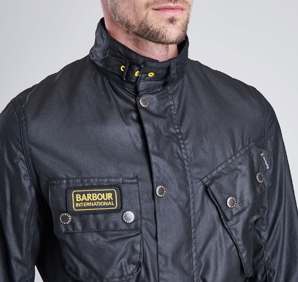 barbour international a7